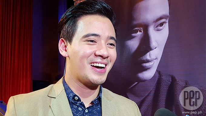 Erik Santos on why he stops talking about Angeline Quinto
