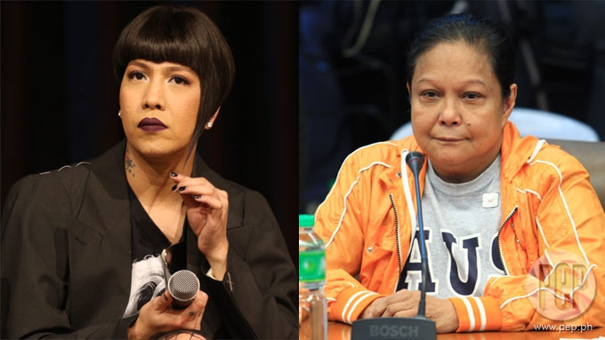 Nora backs out of <em>It's Showtime</em> guesting because of Vice
