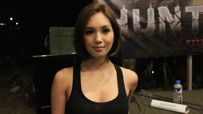 Roxanne Barcelo not jealous of friends who are married