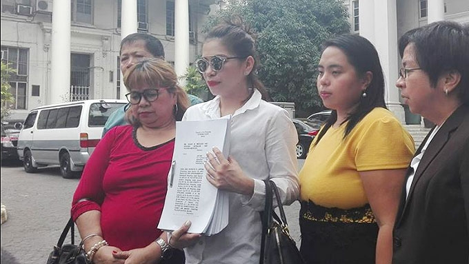 Sugar Mercado seeks help from SC against estranged husband