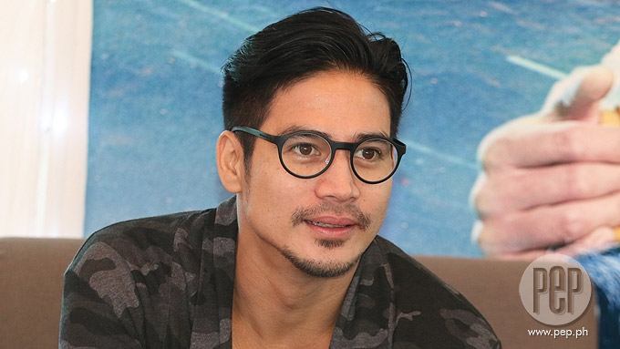 Piolo on son Iñigo being affectionate: