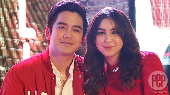 Julia grateful for unexpected love team with Joshua