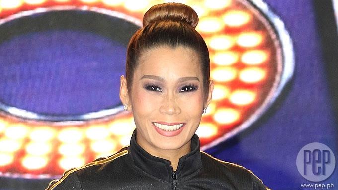 Pokwang denies it's JC Santos she hints as unprofessional