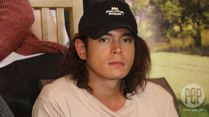 Jake Cuenca raring to get back to work after his accident