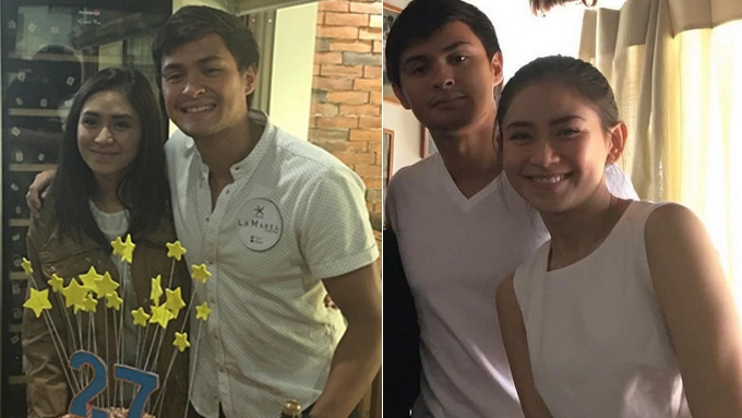 Matteo's b-day bash in Cebu made special by Sarah's presence
