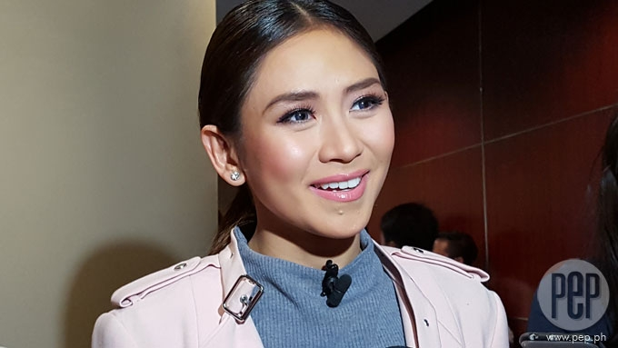 Sarah Geronimo excited to do movie with Daniel Padilla