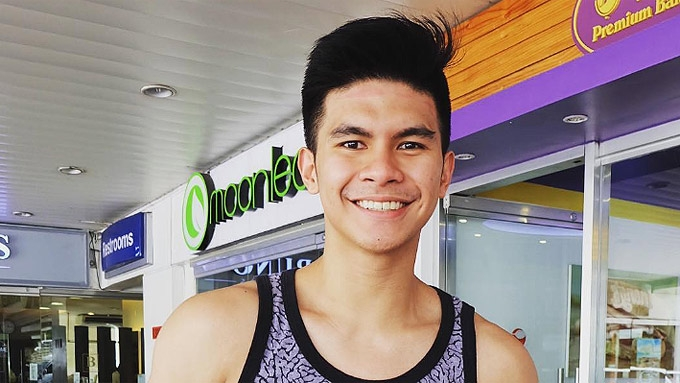 Kiefer Ravena remains mum on alleged photo scandal