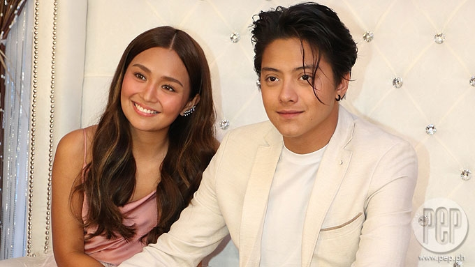 Daniel padilla and zharm arriola relationship