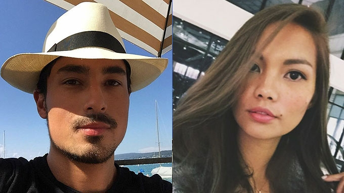 Model confirms Marlon Stockinger is the father of her twins