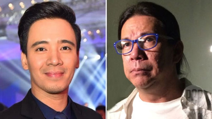 Jobert Sucaldito addresses libel complaints of Erik Santos