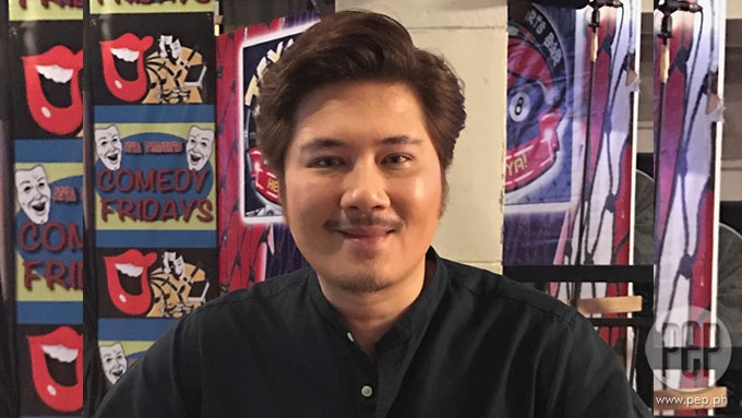Janno Gibbs clarifies 'return' to GMA Network