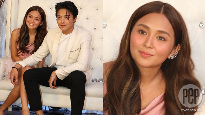 Kathryn now comfortable being touchy with Daniel