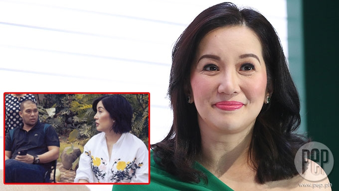 Kris Aquino shuts down rumors linking her to councilor