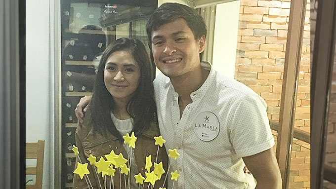 Sarah successfully pulls off birthday surprise for Matteo