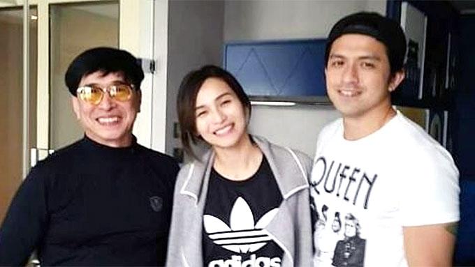 Jennylyn Mercado reunites with biological dad in South Korea