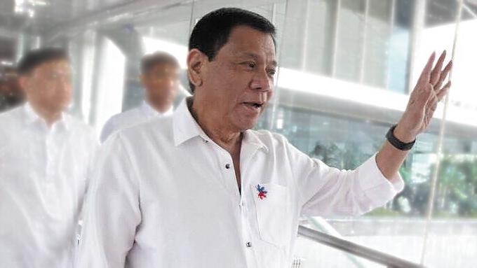 President Duterte tops 2017 TIME 100 poll