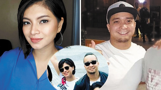 Is Angel Locsin dating Bela Padilla's ex-boyfriend?