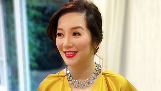 Which <em>Crazy Rich Asians'</em> role is perfect for Kris Aquino?