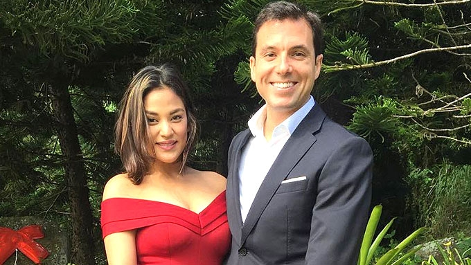 Jerika Ejercito engaged to Spanish boyfriend