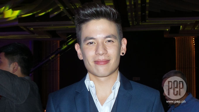 Jake Ejercito keeps mum about joint custody petition