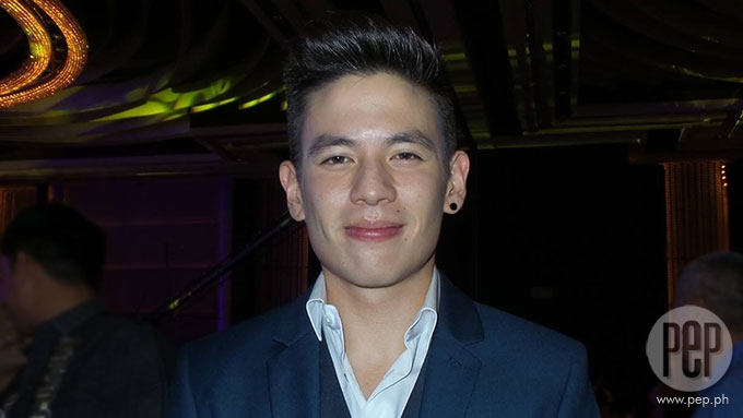 Jake Ejercito reacts to Andi Eigenmann's Twitter tirade
