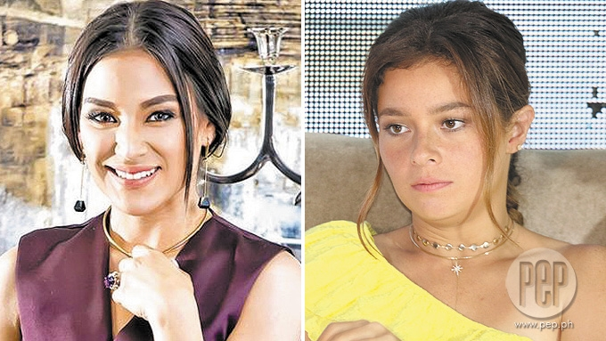 Jerika Ejercito takes a swipe at Andi Eigenmann