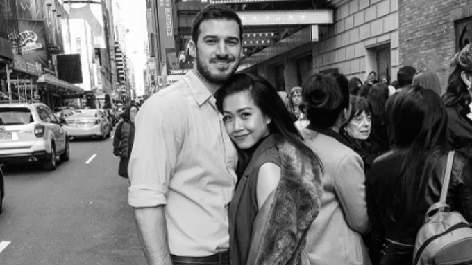 Rachelle Ann Go in a relationship with a foreigner?
