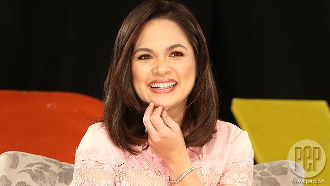 Judy Ann Santos admits fear of failure in showbiz comeback