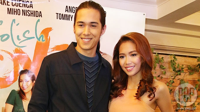 Tommy Esguerra and Miho Nishida break up
