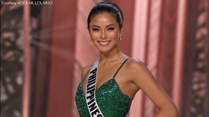 Maxine's final advice to Bb. Pilipinas 2017 candidates