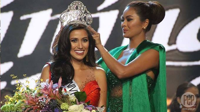 Rachel Peters is Miss Universe-Philippines 2017