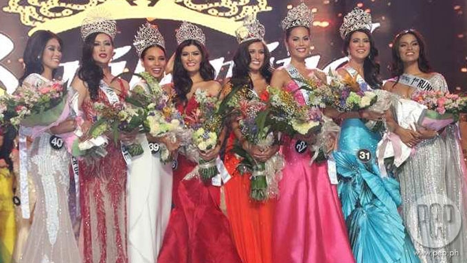 The winning answers of the Binibining Pilipinas 2017 queens