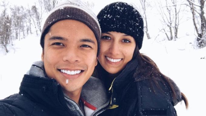 Rachel Peters boyfriend Migz Villafuerte proud of her victory
