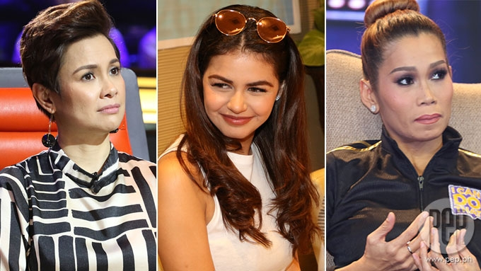Lea, Pokwang, Janine pay tribute to single mothers