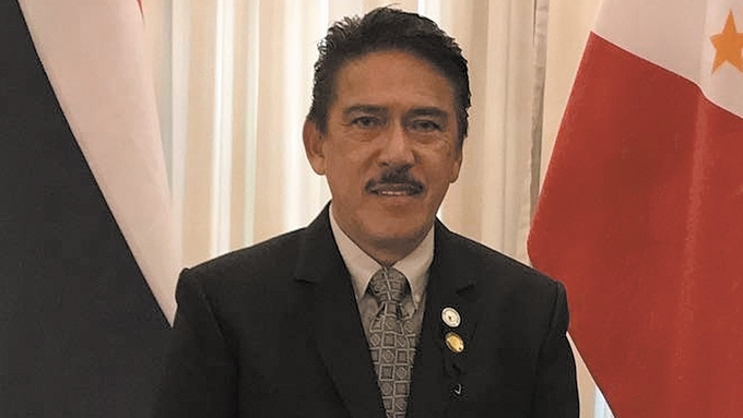 Senator Tito Sotto blames trolls for latest issue about him