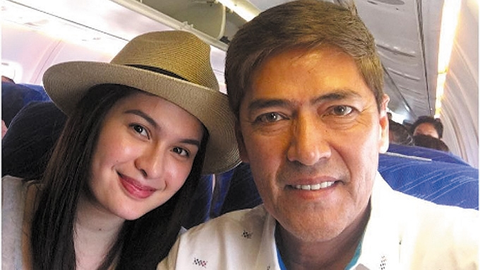 Vic Sotto announces wife Pauleen Luna is pregnant!