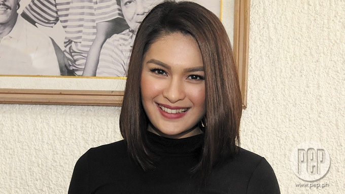 Pauleen Luna surprised by husband Vic Sotto's announcement