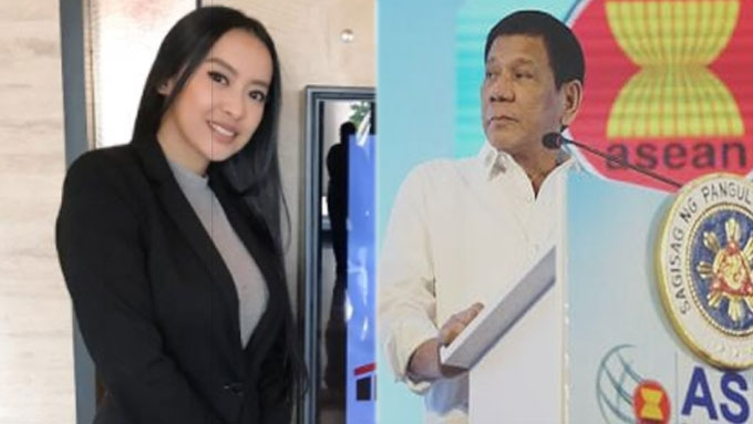 Mocha Uson vows to stop 'fake news' media