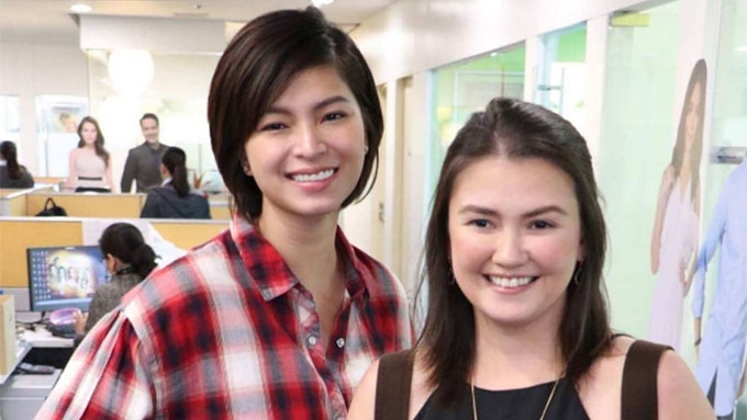 Angelica, Angel say past feud made their friendship stronger