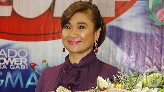 Eugene Domingo says Italian boyfriend is worth the wait
