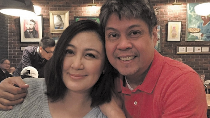Kiko Pangilinan posts message of support for Sharon Cuneta