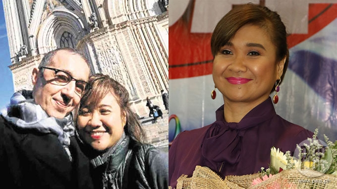 Eugene Domingo to marry Italian boyfriend in 2018?