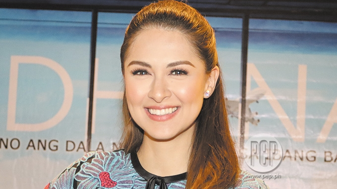 Marian denies getting jealous after marrying Dingdong