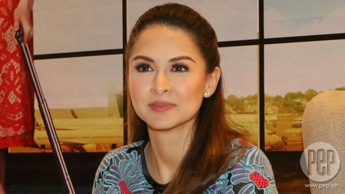 Marian Rivera wants issue with Andrea Torres to stop