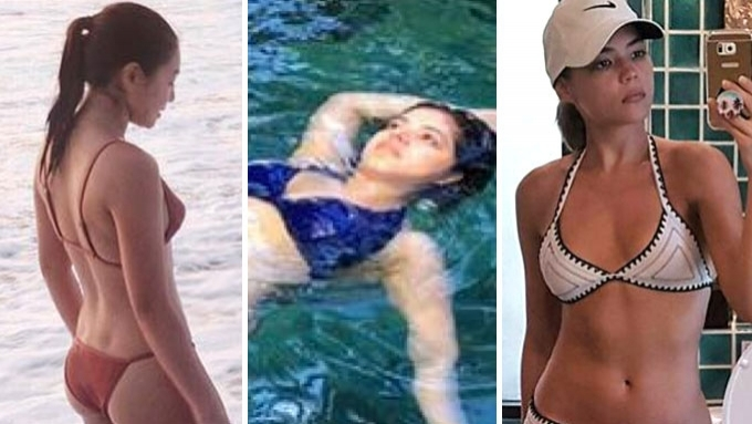 Nadine, Angel, Rhian top contenders for 2017 <em>FHM 100 Sexiest</em>