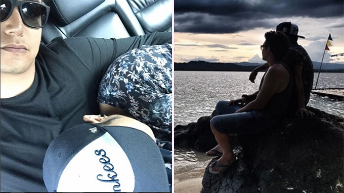 Paolo Ballesteros on vacation with rumored boyfriend?