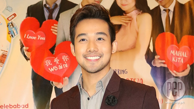 Ken Chan posts puzzling message on Facebook