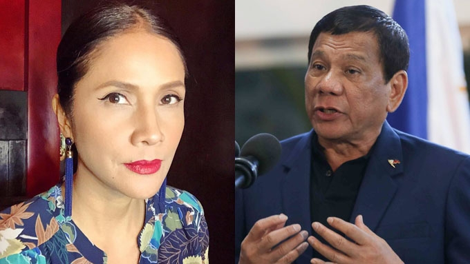 Agot Isidro reacts to Duterte's latest rape joke