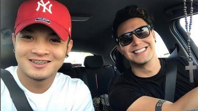 Paolo Ballesteros and dancer boyfriend break up?