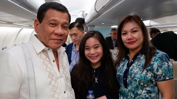 Presidential daughter Kitty Duterte cusses out hater